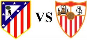 Atlético Madrid contra Sevilla