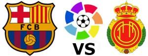 Mallorca contra Barcelona