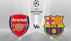 Barcelona vs Arsenal, Octavos Champions League