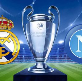 Apuesta Champions League: Nápoles – Real Madrid