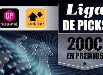 Liga de Picks con 200€ en premios #LigaPicks