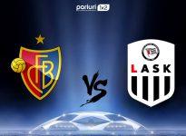 UEFA Champions League // Basilea - LASK Linz
