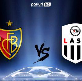 UEFA Champions League // Basilea – LASK Linz