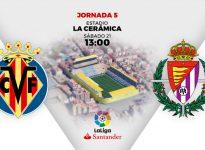 La Liga / Villarreal - Valladolid